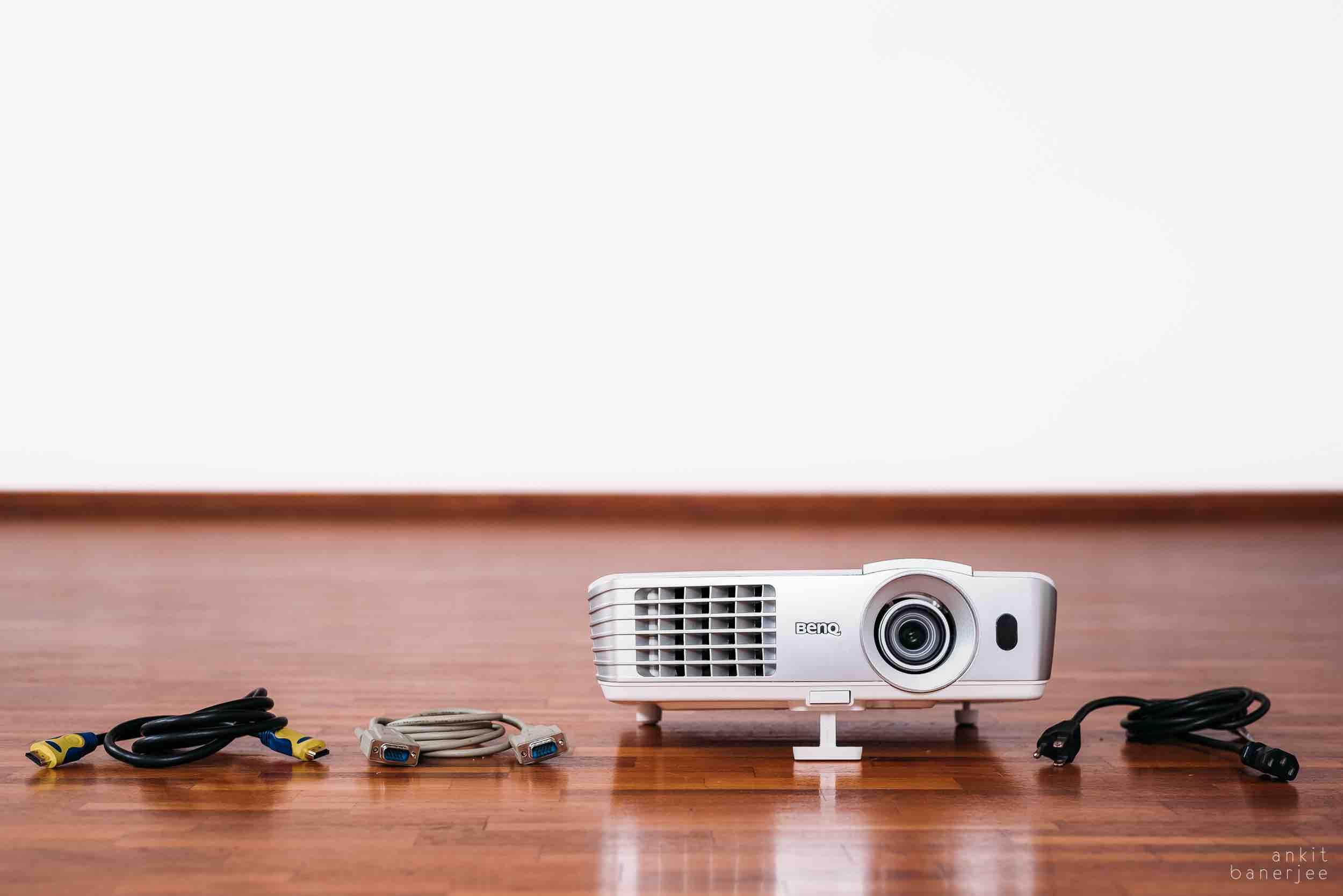 Studio inventory projector